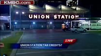Union Station gets OK for tax credits, expansion