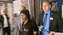 Mother arrested for abandoning baby in New York City subway