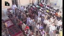 Islamic State video shows conversion of Yazidis to Islam