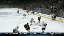 Reilly Smith goes top-shelf on Fleury