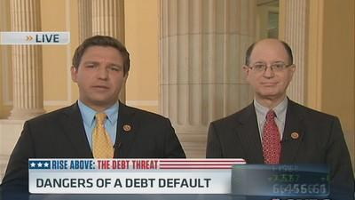 Will the government default?