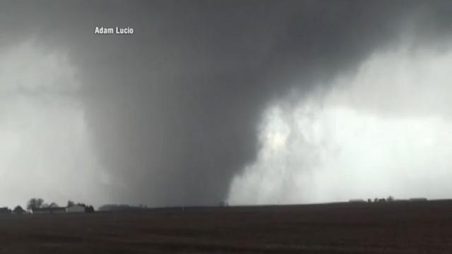 Unprecedented Tornado Outbreak Kills at Least 6 in Midwest