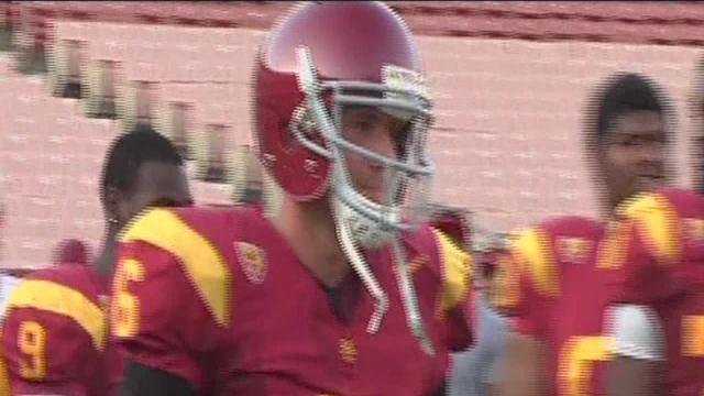 Centennial's Cody Kessler impresses at second USC scrimmage