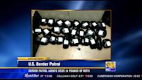 Border Patrol agents seize 28 pounds of meth