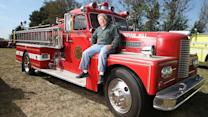 Hot Wheels: American Has Million Dollar Firetruck Collection