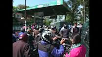 Nepal faces fuel shortage in wake of massive quake
