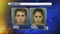 Suspects in Raleigh dinosaur theft arrested, property recovered