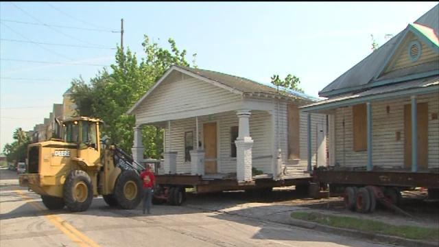 Historic Al Lopez home moved from Ybor