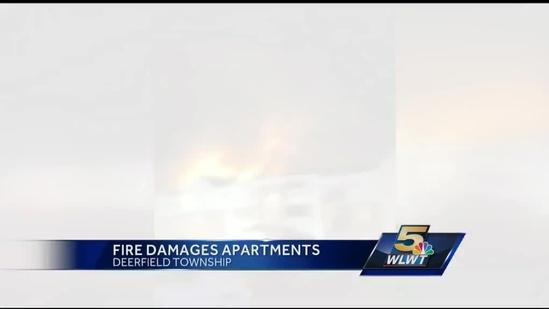 Several apartments damaged in Warren Co. fire