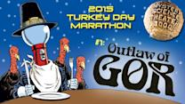 2015 MST3K Turkey Day Marathon #1: Outlaw (of Gor)
