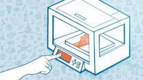 3-D Printing At Home: How It Works