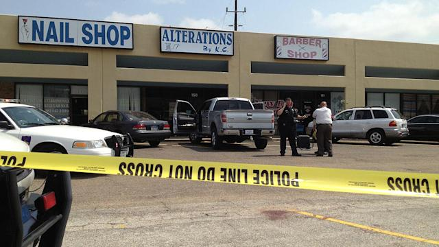 Witnesses come to woman's rescue in shooting