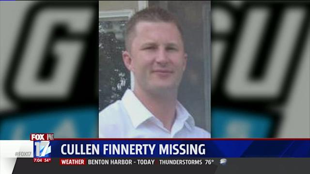 Former GVSU Quarterback Missing in Lake County