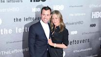 Justin Theroux Says Jennifer Aniston Changed His Life