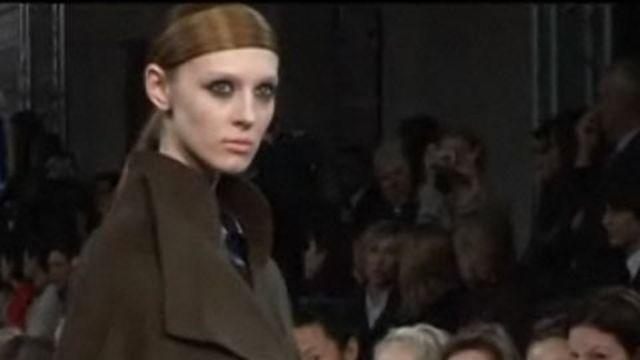 Style.com Fashion Shows - Karl Lagerfeld: Fall 2007 Ready-to-Wear