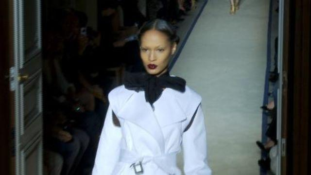 Style.com Fashion Shows - Yves Saint Laurent: Spring 2011 Ready-to-Wear