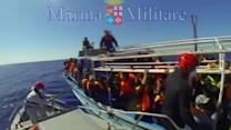 Over 3,000 migrants rescued at sea - Italian Navy