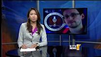 Local residents talk about Snowden