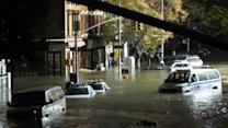 Superstorm Sandy brings climate change back into focus