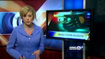 Police seek suspects in home-invasion homicide