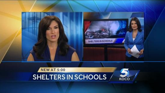 Group launches petition drive to vote on storm shelters in Oklahoma schools