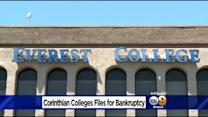 Corinthian Schools File For Bankruptcy After Closing California Campuses