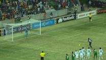 Keeper scores as Zambia hold Nigeria