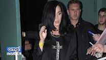 Katy Perry Goes Goth