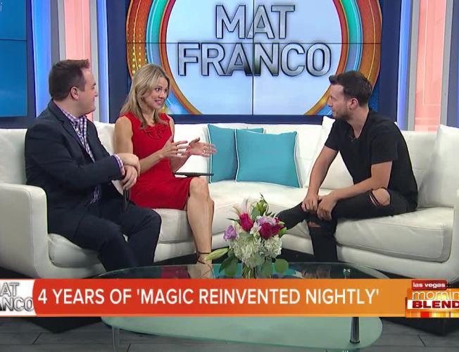 Mat Francos 4th Anniversary Celebration