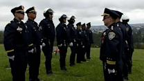 Oakland police honor fallen colleagues