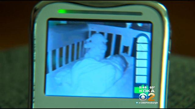 High-Tech Onesie Gives Baby Monitors A Makeover