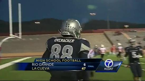 High School Football: Rio Grande vs. La Cueva