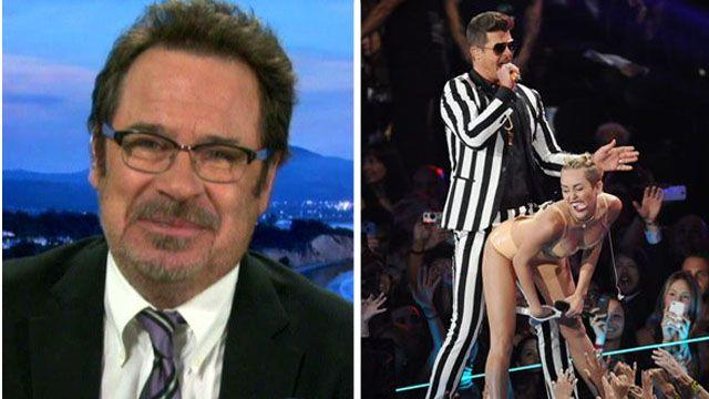 Miller Time: Miley Cyrus performs racy song