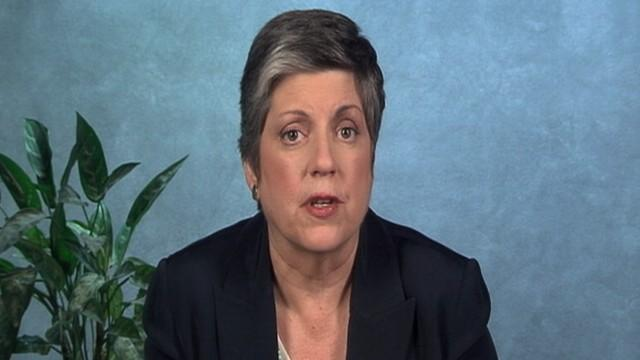 Sec. Napolitano on New Deportation Policy