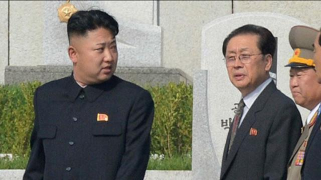 Kim Jong Un Executes Powerful Uncle