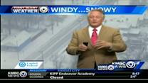 9 a.m. Update: Winter storm starts to wind down