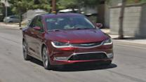 New Chrysler 200 grabs attention