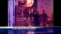 Waikiki water main break leaves many without water