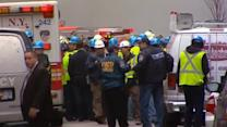 Body found at New York City building explosion site: police