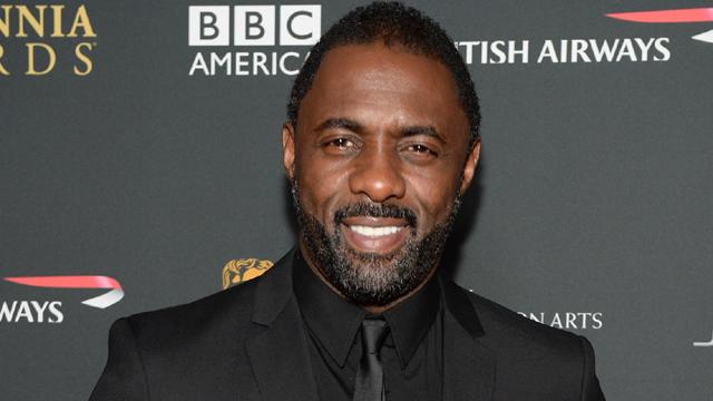 Idris Elba Discusses Screening 'Mandela: Long Walk To Freedom' For President Obama
