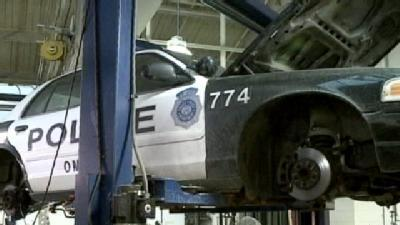 City Approves Purchase Of Fire, Police Vehicles
