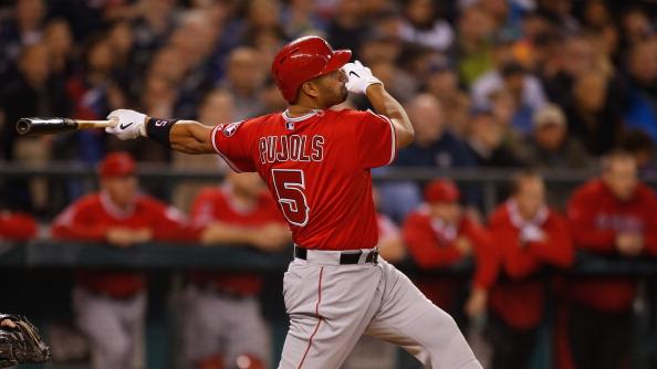 RADIO: Albert Pujols is zeroing in on his 500th career homerun