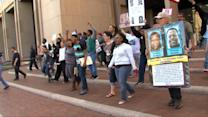 Hundreds of Protestors Take to the Streets After Cleveland Police Officer Gets Not Guilty Verdict