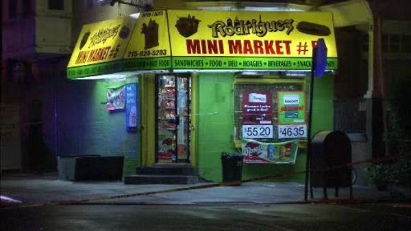 4 shot at Germantown grocery store