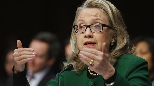 Tempers flare in Clinton's hearing on Benghazi crisis