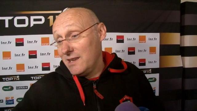 RUGBY UNION : TOP 14 : Laporte croit au doublé