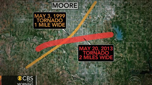 Oklahoma tornadoes: Is 2013 worse than 1999?