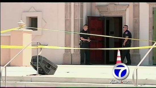 Stray bullets injure several people