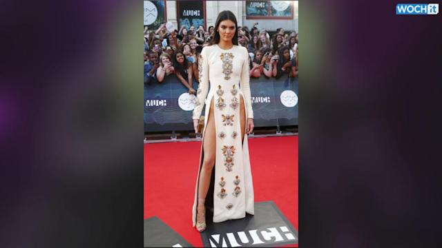 Kendall Jenner's Hip Revealing MuchMusic Video Awards Style