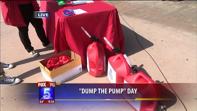 Dump The Pump Day: Great Ways To Save Money